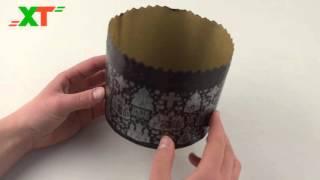 Форма для выпечки (бумага, размер 130х85 мм, объем 1000 мл)(, 2016-03-12T12:15:42.000Z)