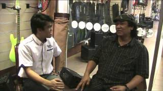 Music Malaysia - Roy 1 Malaysia Interview at Guitar Empire