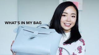 "WIMB & REVIEW: SENREVE MAESTRA (stylish work bag that fits 15"" laptop / macbook!) | LvL"