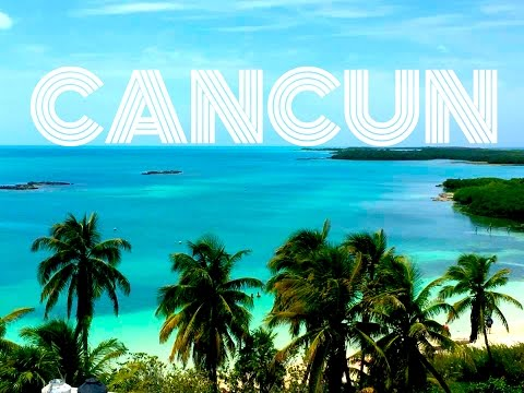 CANCUN | MEXICO | GOPRO AND CANON