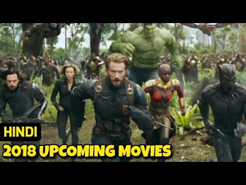 2018 Superhero Movies | Marvel & DC | Hindi