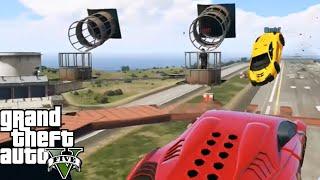 BOMBAYLA BASKETBOL!! - GTA 5 Online Komik Anlar #89