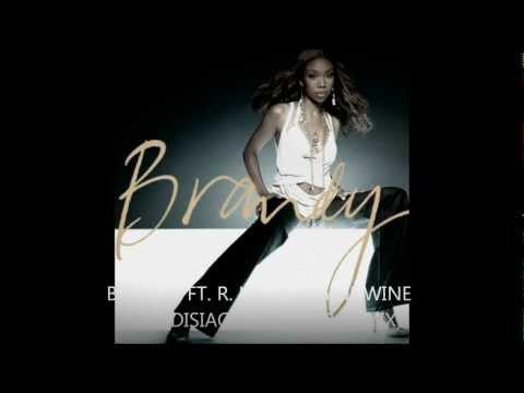 Brandy - Afrodisiac Feat R.kelly , Ginuwine (soulstar Remix)