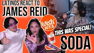 """Download Latinos react to James Reid FOR THE FIRST TIME   """"Soda"""" LIVE on Wish  REACTION 🤯👏"""