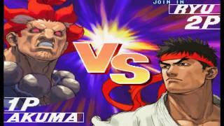 Street Fighter III: 3rd Strike - Fight for the Future (Arcade) - (Longplay - Akuma | Hard) thumbnail