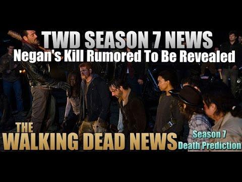 The Walking Dead Season 7 Spoilers & Rumors Negan Victim News Who Is Rumored To Die TWD Season 7