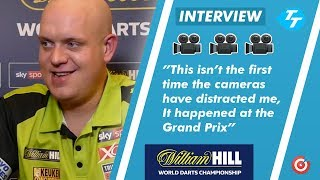 Michael van Gerwen on WHITEWASH win