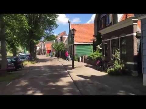 Amsterdam Schellingwoude biking