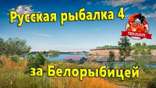Русская рыбалка 4. Поход за Белорыбицей.