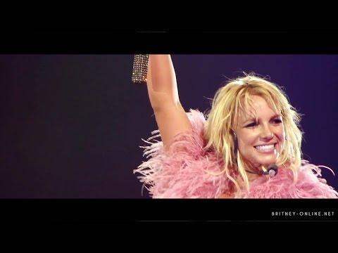 Britney Spears - If U Seek Amy (The Circus Starring: Britney Spears DVD)