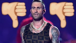 Internet Destroys Maroon 5 Super Bowl Halftime Show Subscribe To In...