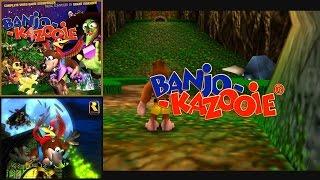Banjo-Kazooie COMPLETE soundtrack