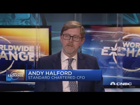 Standard Chartered CFO:  Well-positioned To Handle Any Trade War Risks