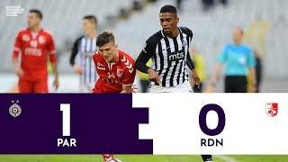 KUP SRBIJE: Partizan - Radnički Niš 1:0 | Pregled utakmice