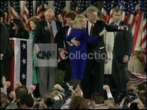 ELECTION 1992 CLINTON ACCEPTANCE SPEECH