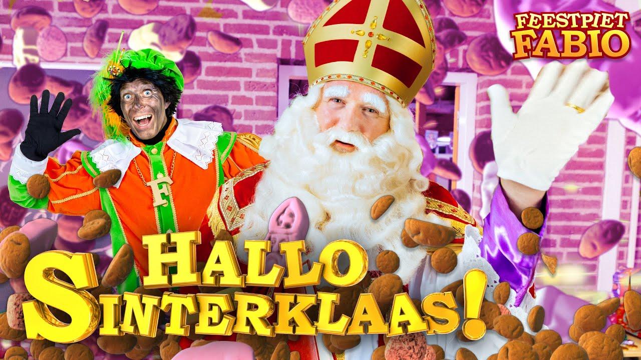 Afbeeldingsresultaat voor feestpiet fabio hallo sinterklaas