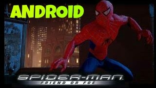 Spiderman friend or foe ppsspp download for android