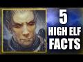 Skyrim - 5 High Elf Facts - Elder Scrolls Lore