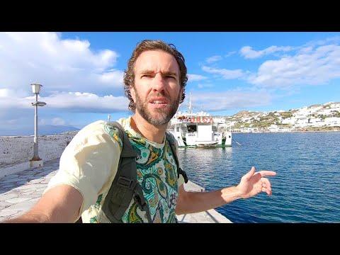 A Tour of Mykonos Town: Greek Island Heaven!
