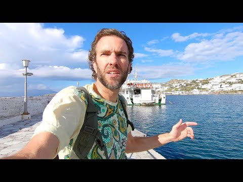 A Tour Of Mykonos Town: Greek Island Heaven!