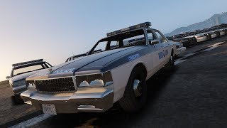 Undercover Gaming Roleplay FiveM - State Police Car Showcase