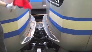 横須賀線 逗子駅での連結作業(別角度で2度) thumbnail