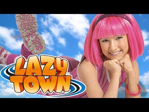 LAZY TOWN MEME THROWBACK | Greatest Genie Music Video | Lazy Town Songs for Kids | Full Episodes