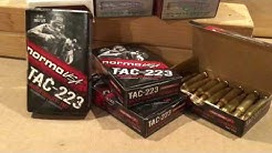 Fine Norma TAC 223 Ammo From MidSouth Shooter's Supply
