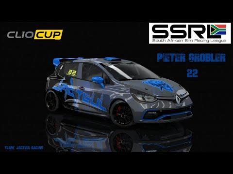 SSRL Renault Clio
