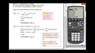 Computing Bino Probabilies Ti