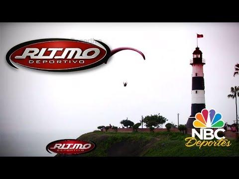 Conoce el malecón de Miraflores en Lima, Perú | Ritmo Deportivo | NBC Deportes