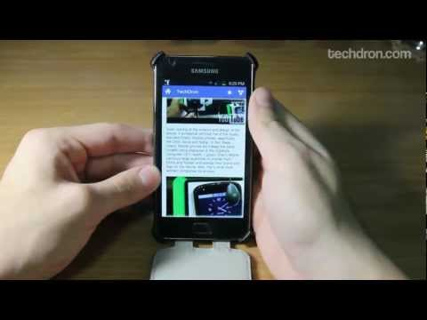 Google Reader App Review (Android)