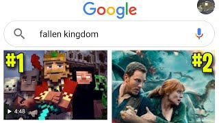 Fallen Kingdom ⋙ Jurassic Park