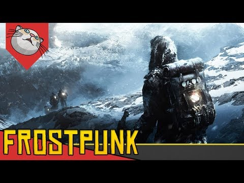 COLOCANDO CRIANÇAS PARA TRABALHAR NO APOCALIPSE GELADO - Frostpunk [Gameplay Português PT-BR]
