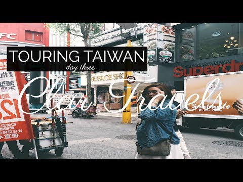 Maokong Gondola + Tourist Spots (Taiwan Day 3) | Clar Travels