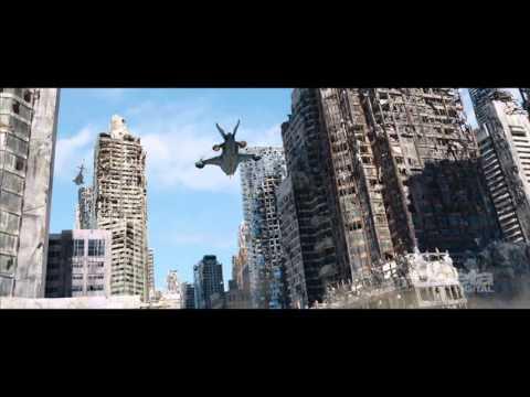 Maze Runner: The Scorch Trials VFX | Breakdown - Environments | Weta Digital
