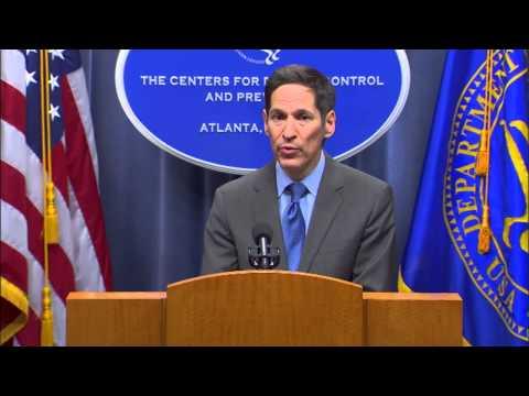CDC update on Ebola Response, 10-14-2014