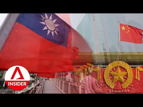 Money Colours Pragmatic Taiwanese Views of Mainland China | Insight | CNA Insider