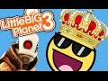 PROP HUNT MASTER! | Little Big Planet 3 Multiplayer (58)