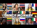 Who Sang It Better : Dance Monkey - Tones and I (australia,germany,italy,netherland)