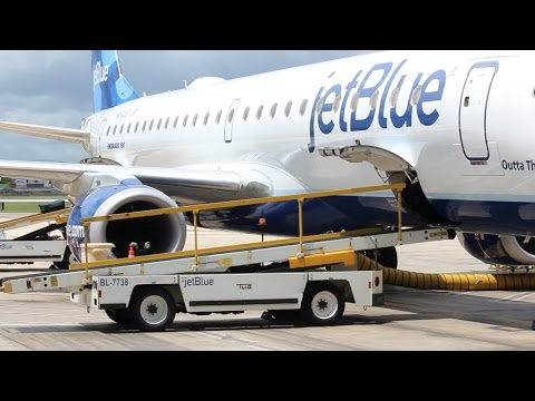 JetBlue: SJU Operation tour [HD]