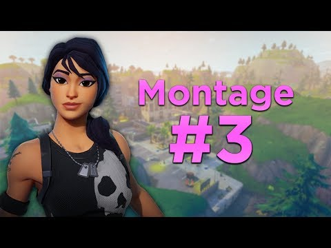 Fortnite SNIPER Montage #3 - Avxry (Fortnite Battle Royale)