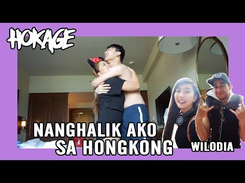 NangHOKAGE ako sa HONGKONG  with my Girlfriend and WilOdia