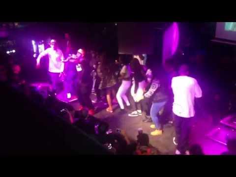 Blak Twang - So Rotten - Dettwork Southeast launch party 2014