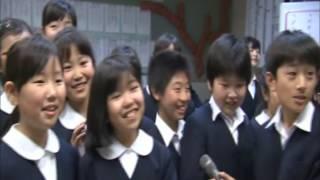 NHK‐TOAYAMA News 富山人 G7会合に向けてインターネット授業で世界を結ぶ 2