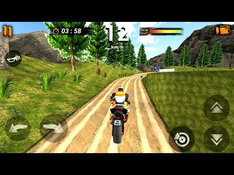 Bike Racing Off road (by Racing Games) Android Gameplay [HD]