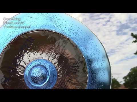 Creative CD melting #4