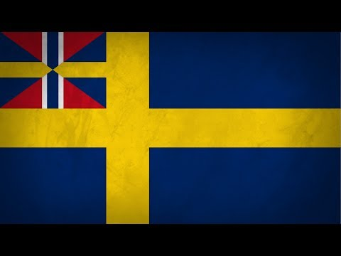 ONE HOUR Of Kingdom of Sweden-Norway (1814-1905) Military Marches (Swedish)