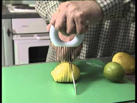 Neat Ideas Easy Grip Slicing Guide