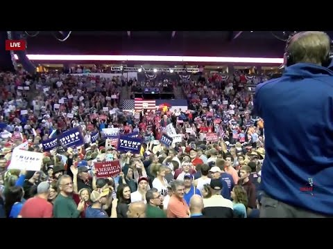 Full Event: Donald Trump Rally in Loveland, CO 10/3/16 *RSB Cameras